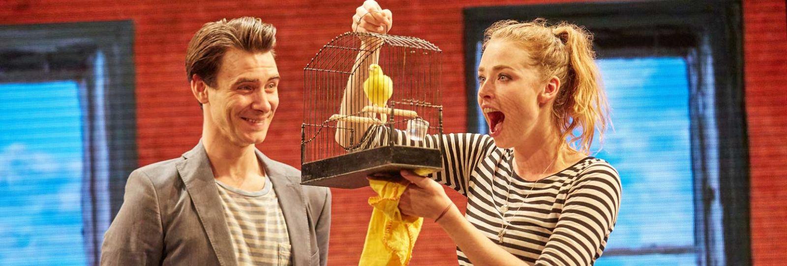 Freya Mavor and John Malkovich nominated for Evening Standard Theatre Awards 2016