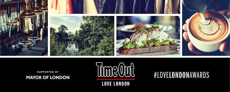 Time Out Love London Awards
