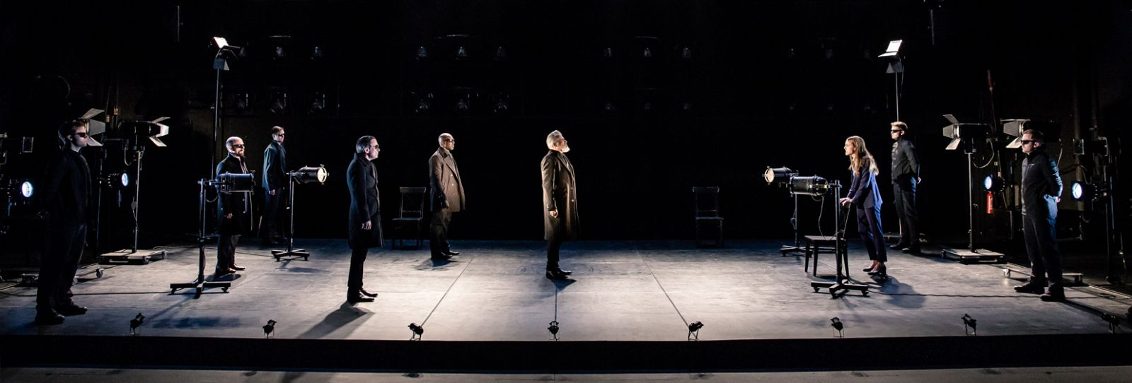 'Purer theatre': the striking stage design of Don Carlos