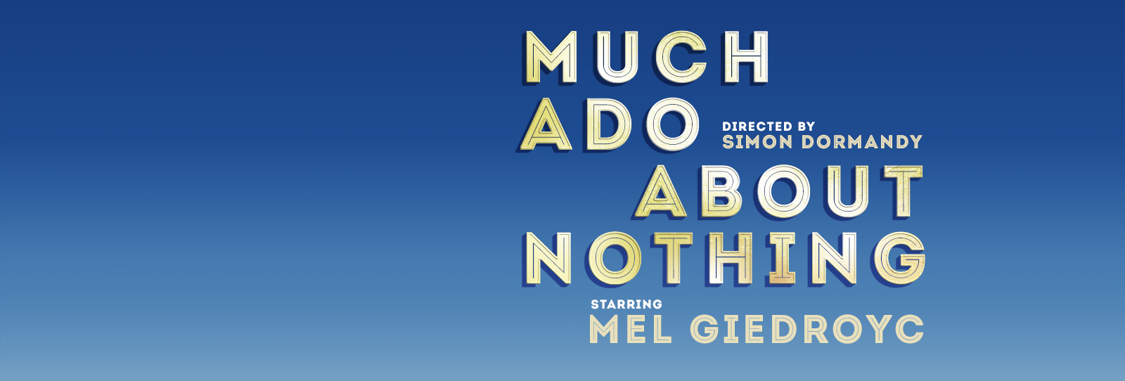 MUCH ADO ABOUT NOTHING COMMUNITY CHORUS AUDITIONS
