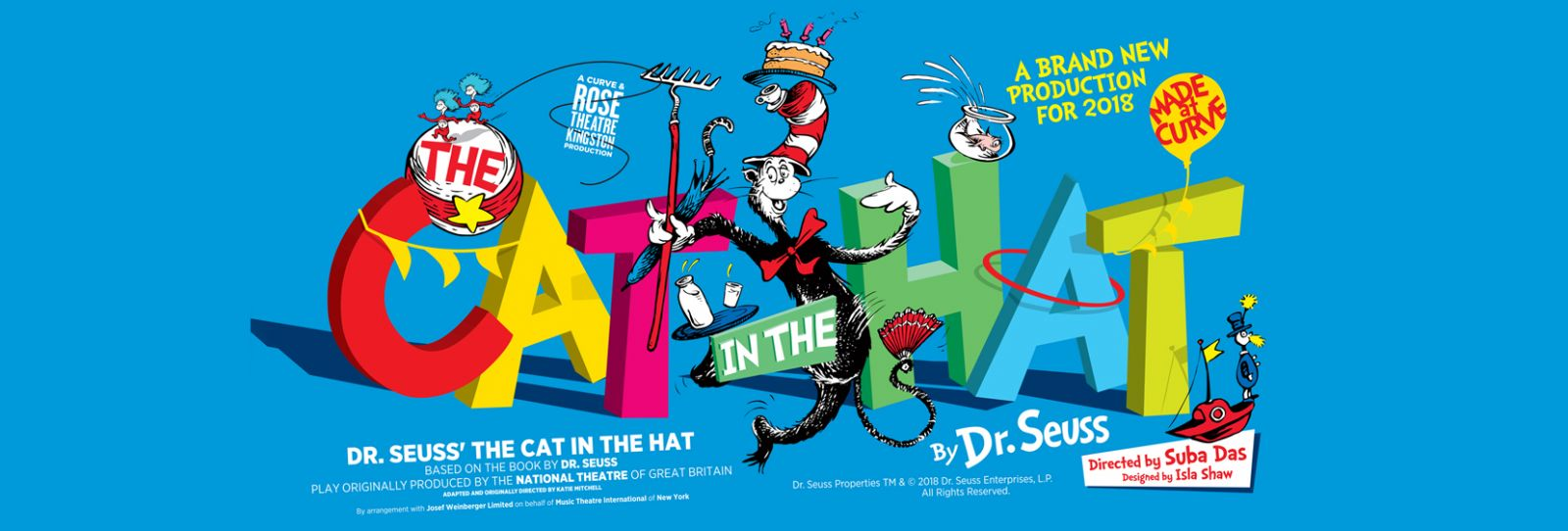 Full Cast Announced For The Cat in the Hat