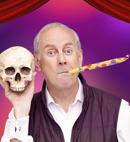 Gyles Brandreth: Break a Leg! (postponed from Sun 7 June)