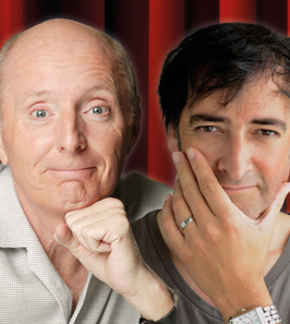 An Evening Shared With Jasper Carrott & Alistair McGowan