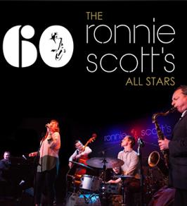 Ronnie Scott's Jazz Club - 60th Anniversary Concert