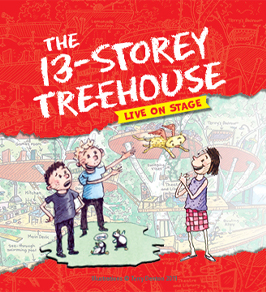 Postponed - The 13-Storey Treehouse
