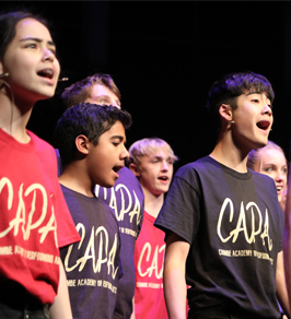 Coombe Boys School & CAPA Gala Showcase 2020