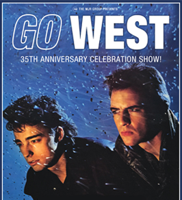 Go West (postponed from 10 Oct 2020)