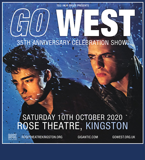 Postponed - Go West