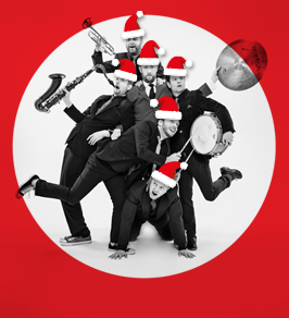 The Horne Section's Christmas
