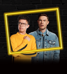 Live at the Rose - with Phil Wang & Ed Gamble