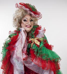 Myra DuBois Saves Christmas