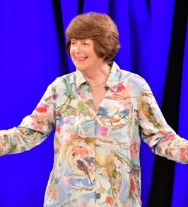 CANCELLED - Pam Ayres: Up in the Attic