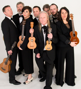 George Hinchliffe's Ukulele Orchestra of Great Britain (Postponed from 18 July 2020)