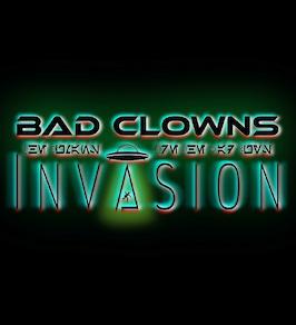 Bad Clowns: Invasion