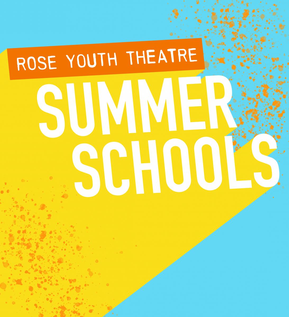 Summer Schools 2021