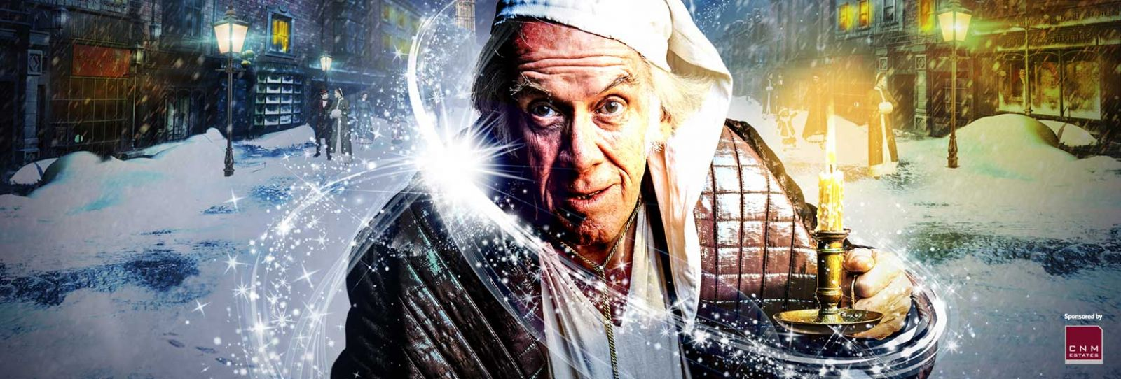 A CHRISTMAS CAROL TO SUPPORT LOCAL CHARITIES