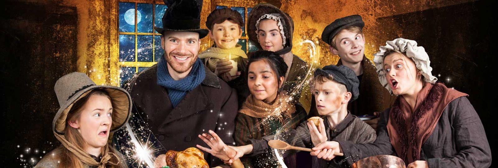 Meet the cast of A Christmas Carol