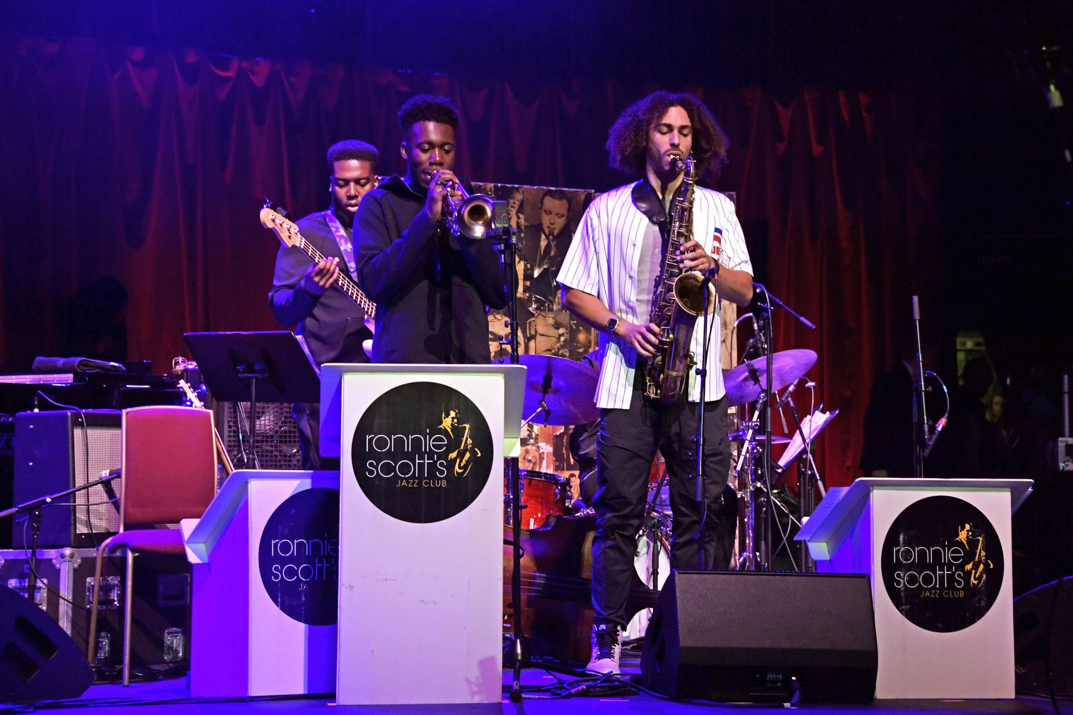 Ronnie Scott's blows the roof off the Royal Albert Hall in 60th birthday celebrations!