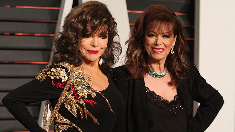 Greene Light Films involved in Joan & Jackie Collins series