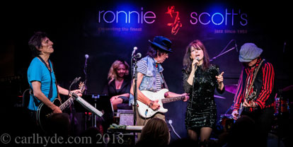 Ronnie Wood @ Ronnie Scott's