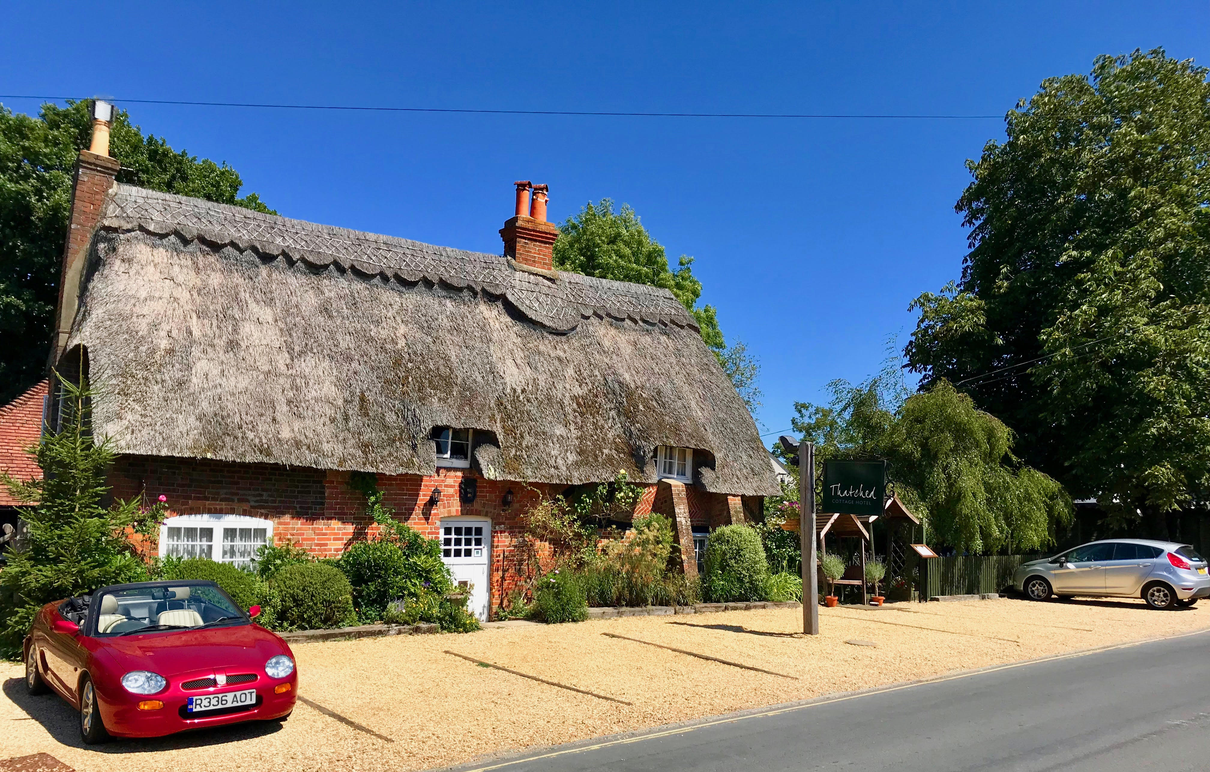 Thatched Cottage Hotel Image