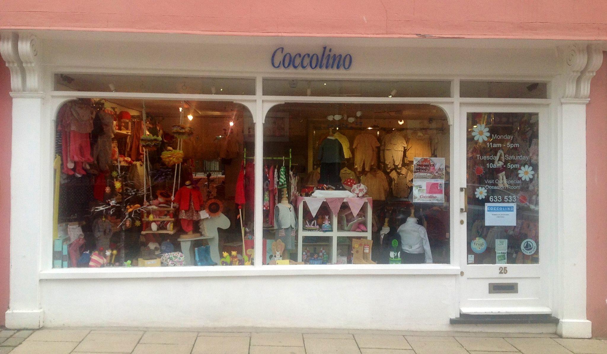 Coccolino Childrens Wear Image