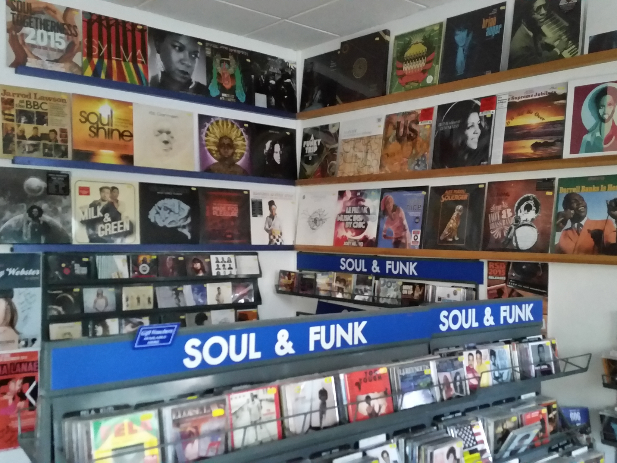 Soul Brother Records Image