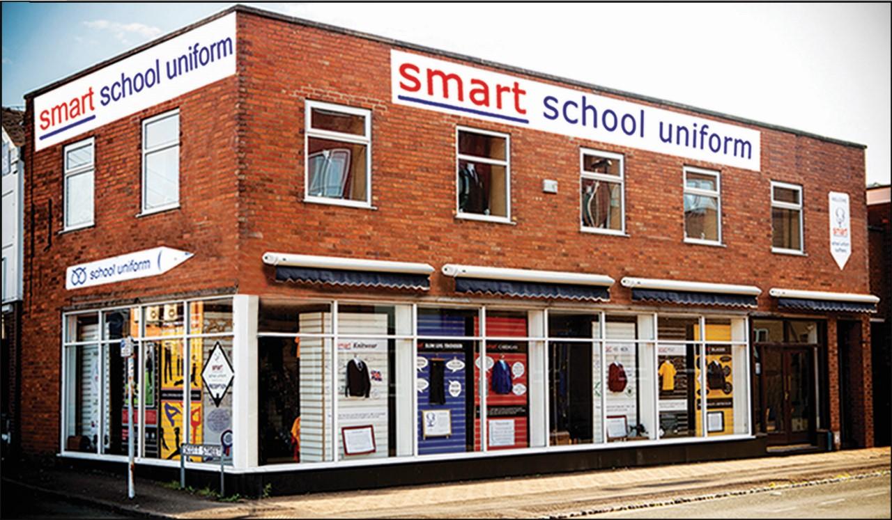 Smart School Uniform Image