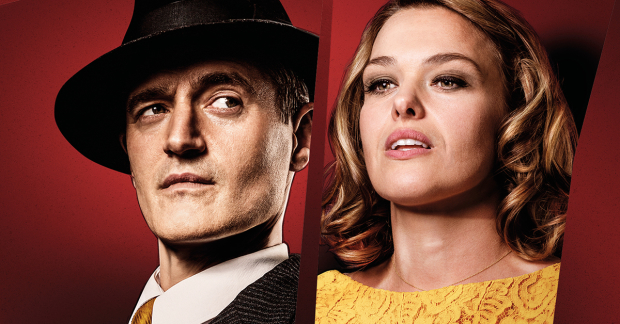 Tom Chambers and Sally Bretton lead a new revival of Dial M For Murder