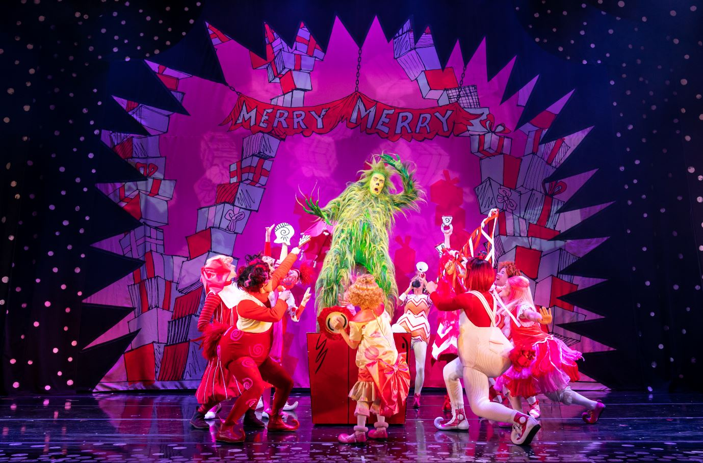 How the Grinch Stole Christmas! The Musical