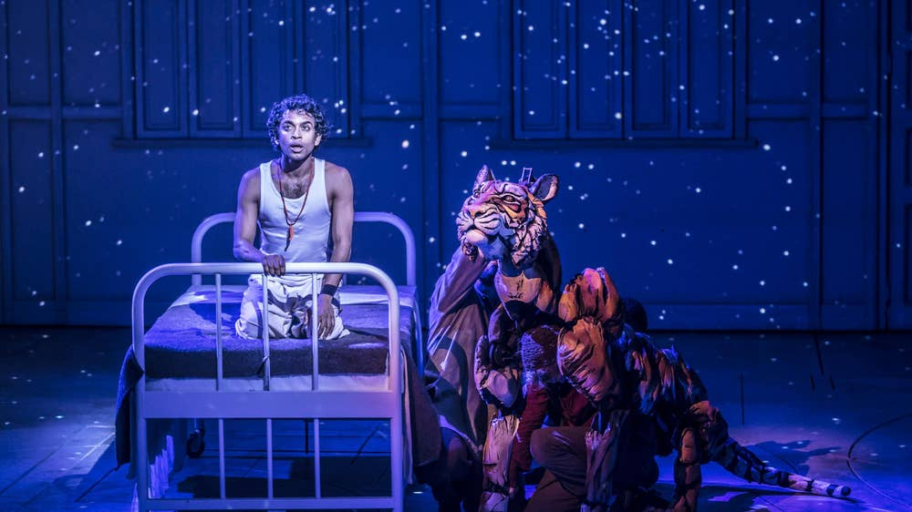 Life of Pi confirms for the West End