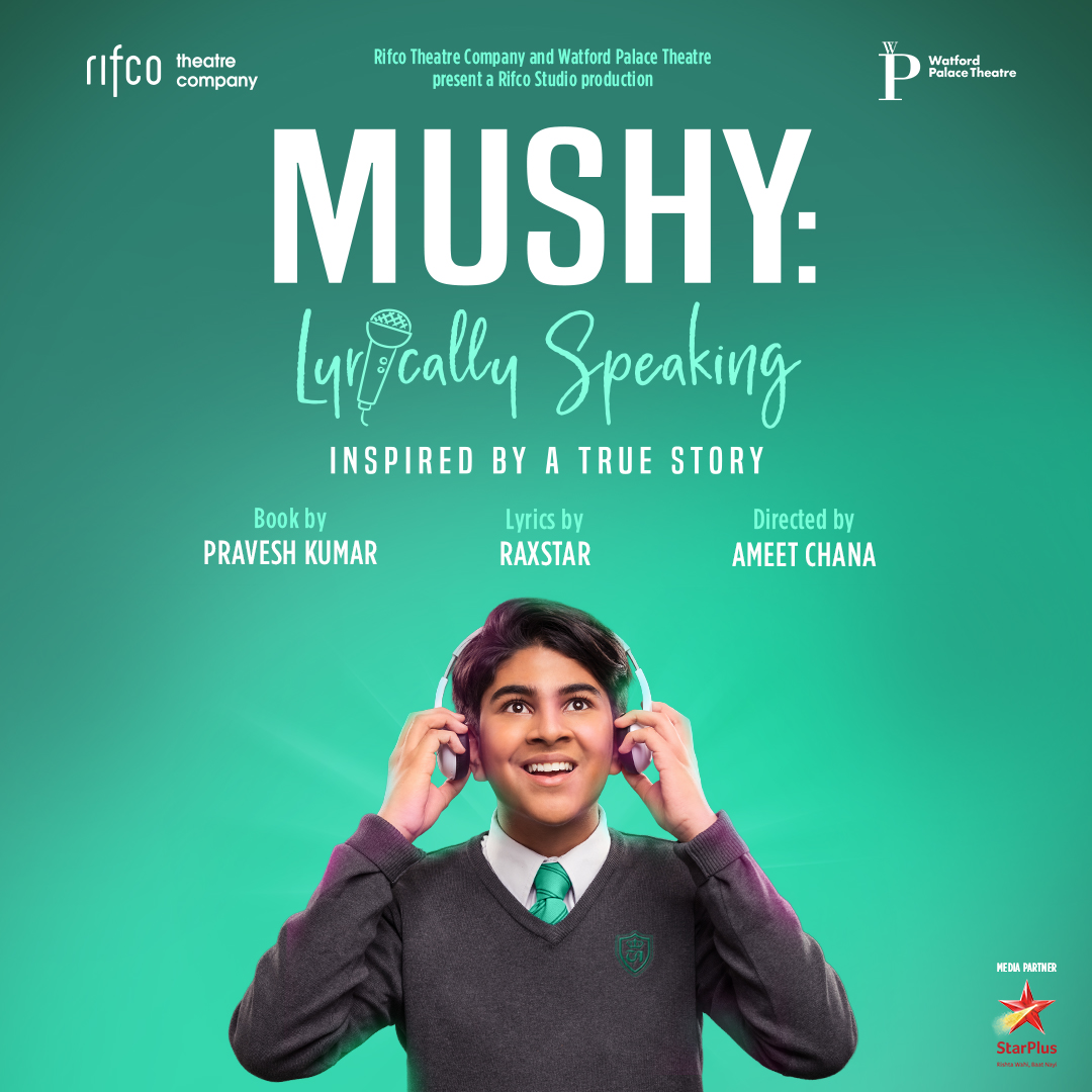 Mushy: Lyrically Speaking