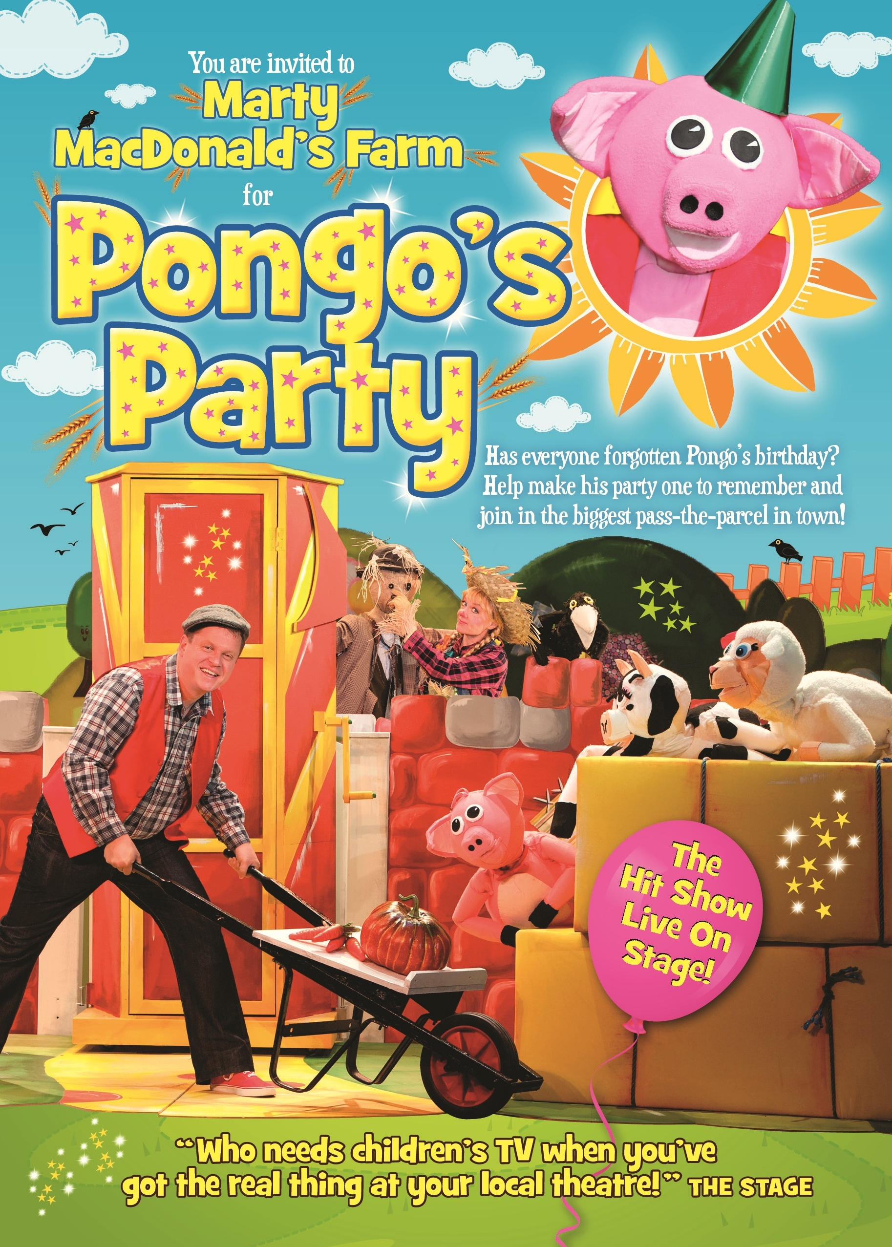 PONGO'S PARTY