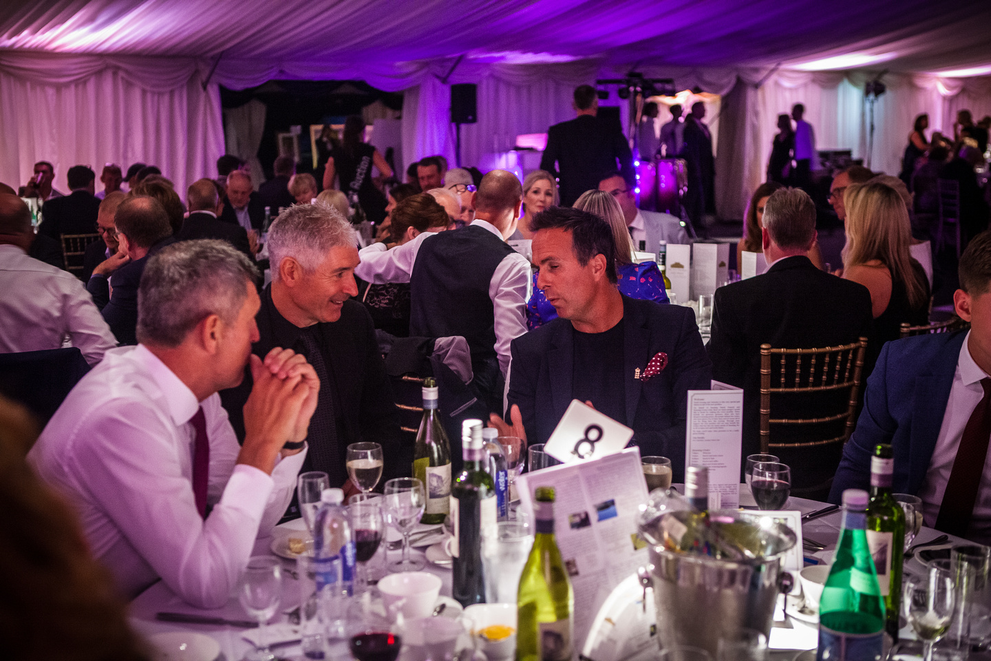 The New Pavilion Gala Dinner