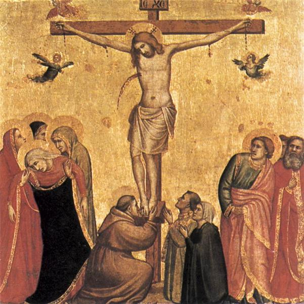The Crucifixion by Giotto