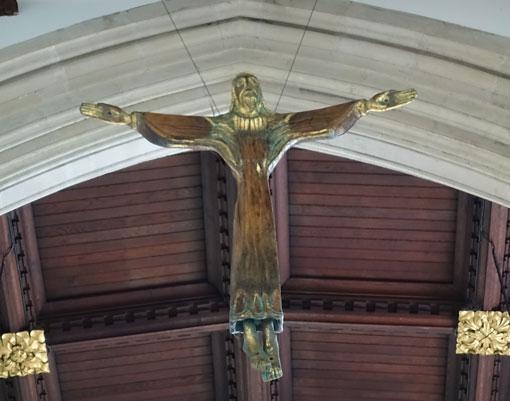 Christus by Peter Ball 1991