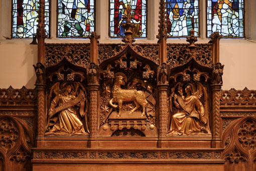 High Altar reredos