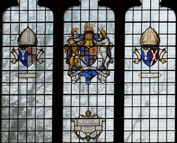 The James Hervey Rutherford Memorial Window