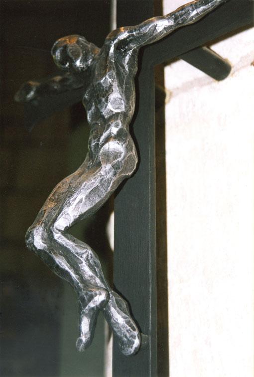 Pulpit Crucifix