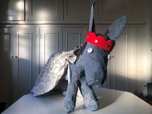 Sunday School Donkey