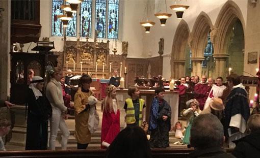 Sunday School Epiphany Presentation