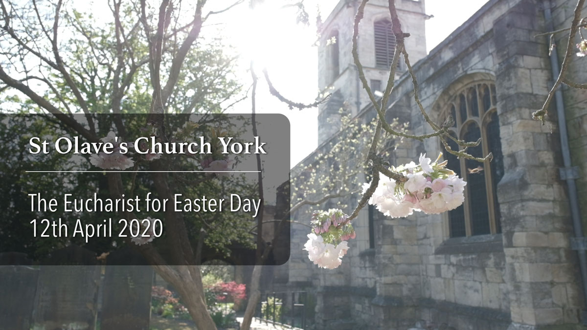 Eucharist for Easter Day