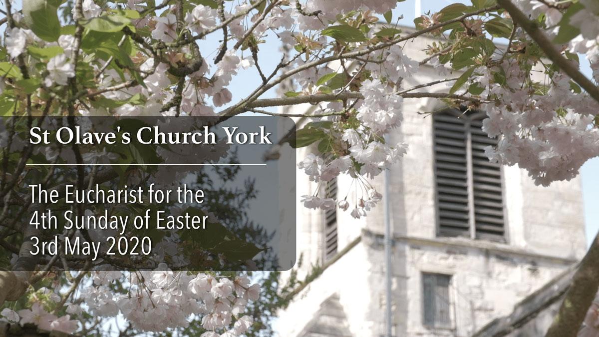 Easter 4 Eucharist