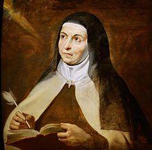 """Rubens """"St Teresa of Avila"""""""