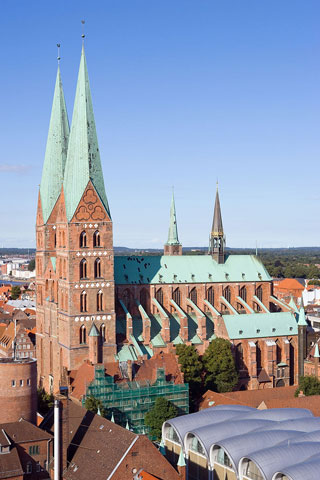 Marienkirche, Lübeck