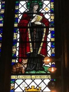Julian of Norwich window