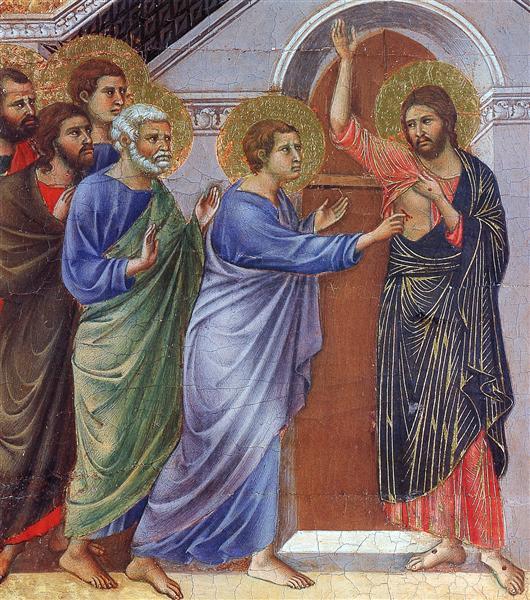 Alive again! Thomas the Apostle