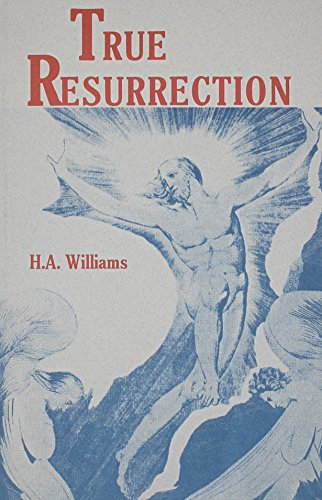 True Resurrection cover