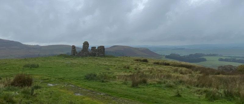 Norton Tower ruins