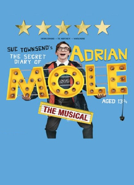 Last chance to see Adrian Mole in the West End!
